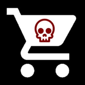 Unwanted Life Website Tab Cart Logo