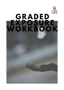 Cover for the Graded Exposure Workbook the professional edition which features a feather falling into a hand on the cover